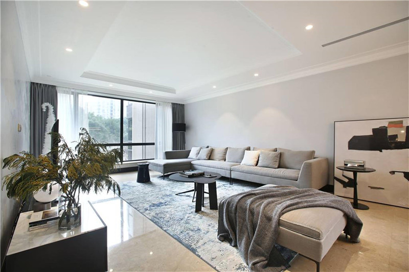 Rent luxury serviced apartment in Belgravia FFC Shanghai