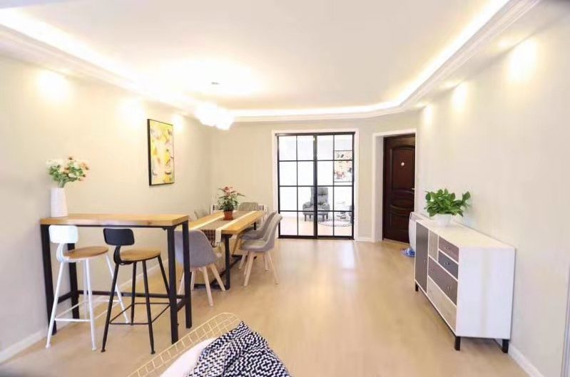 Short term rental apartment for short time stay in Shanghai jing an