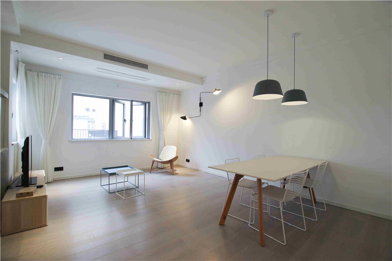 rent french concession apartment in shanghai lane house