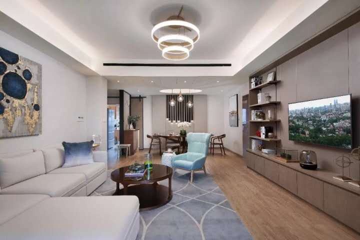 Rent Serviced apartments in Central Residence French Concession Shanghai