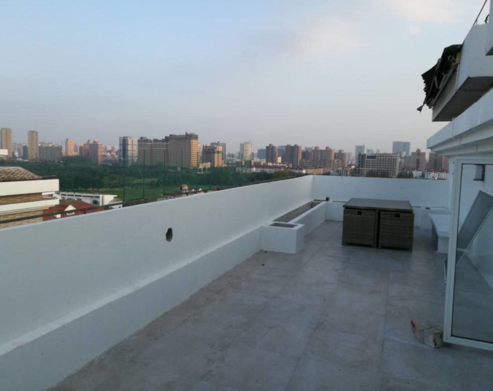 rent apartment Shanghai Hongqiao Gubei Penthouse changning SCIS