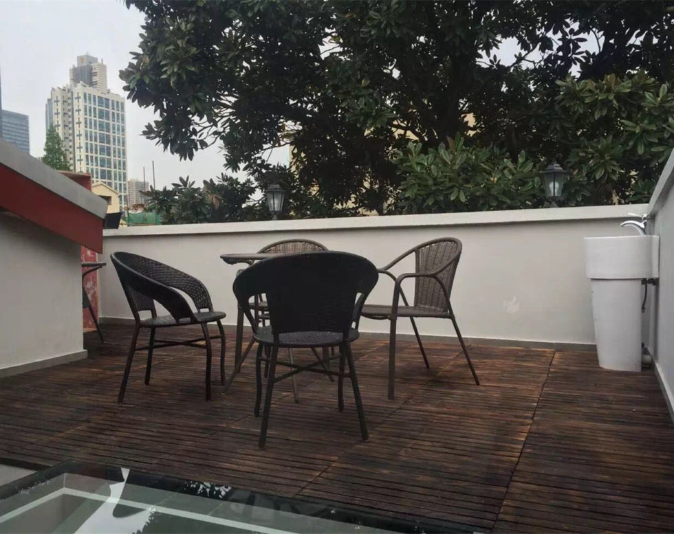 rent lane house in French Concession Shanghai near ambassy court