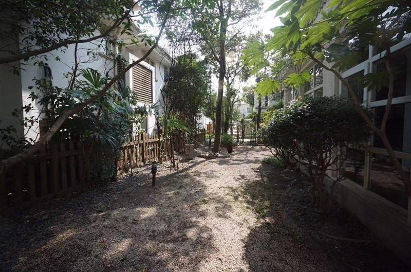 Rent villa in Sunny Garden in changning shanghai hongqiao