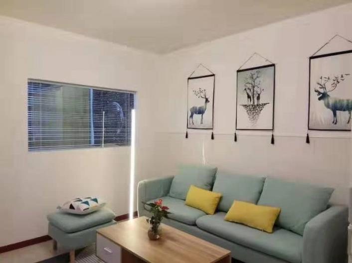 Shanghai cheap price& great value flat rent in changning jing an