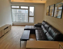 Waterfront apartment to rent near suzhou river in Shanghai