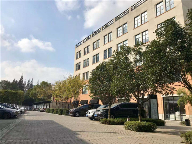 Shanghai Creative office park to rent near jing an temple