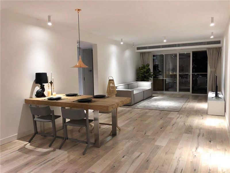 Apartment rent in Shanghai Courtyards for expats in French Concession