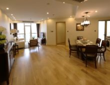 Diamond Court Service apartment in Green City Jinqiao Shanghai