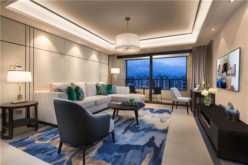 Hongqiao Gubei Service Apartments Shanghai to Rent