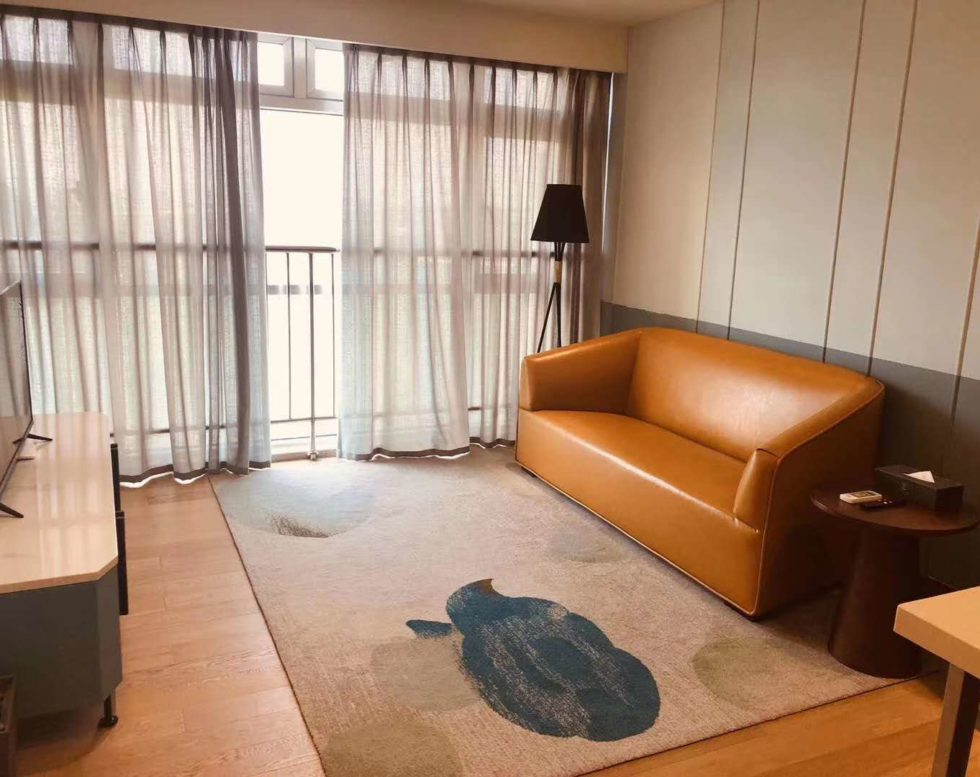 Shanghai serviced apartment rent near line2 hongqiao Shanghai service apartment