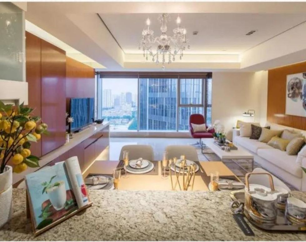 Rent Baccarat Residences(No 8 No 9 Ji Nan Road )serviced apartment in Xintiandi