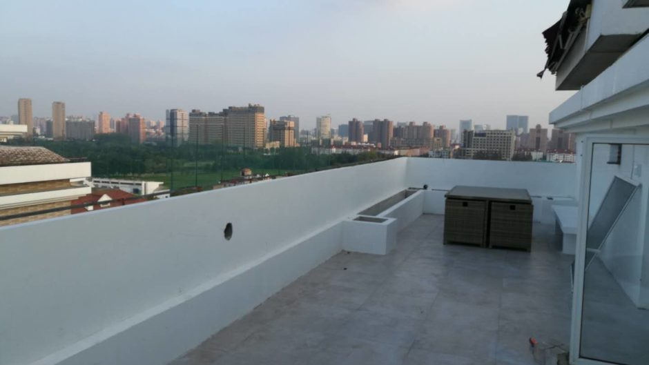 Rent Hongqiao Gubei Penthouse apartment near YCIS & SCIS Shanghai